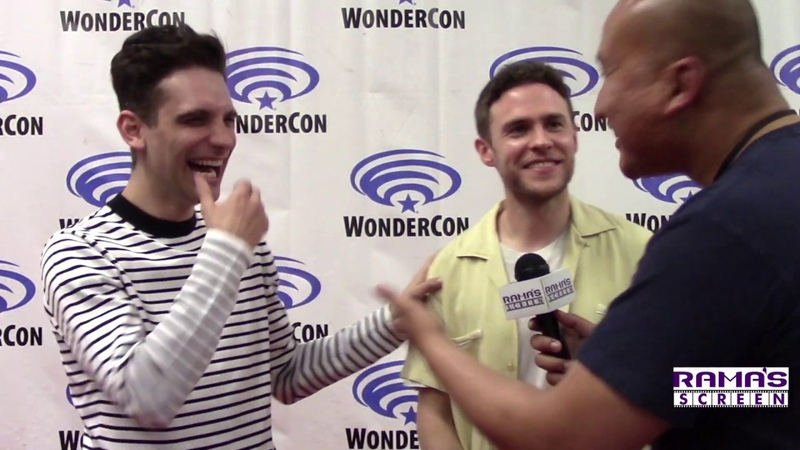 WonderCon 19 Interview Jeff Ward and Iain De Caestecker | Marvels AGENTS OF S.H.I.E.L.D.