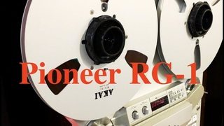 Расширяем динамический диапазон. Экспандер Pioneer RG-1. /Всем любителям винила 👉 https://vk.com/analoglP /