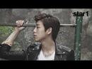 앳스타일(@star1) 2013년 8월호 이현우 화보 촬영현장