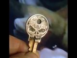 Hobo nickel engraving