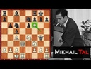 12 Year Old Mikhail Tal Sacrifices His Whole Cavalry