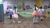 Фрагмент новогоднего выступления группы по хореографии 5-7 лет. Детский клуб КАКАО (Боровляны).
