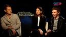 Интервью с «Фантастическими тварями»: любимые сцены актеров