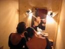 За кулисами Голубой стрелы. Театр ДРАМАТИЧЕСКАЯ АНТРЕПРИЗА, 2003-2004 год.