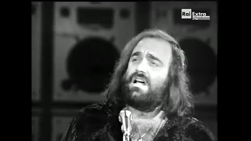 ♫ Demis Roussos ♪ Profeta Non Sarò (TV Show 1977) ♫ Video Audio Restaurati HD