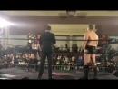 Adam Cole c vs Walter Evolve 107 Digest