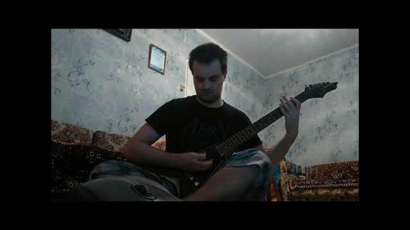 Evanescence - Farther Away (Sukharov Guitar Cover)