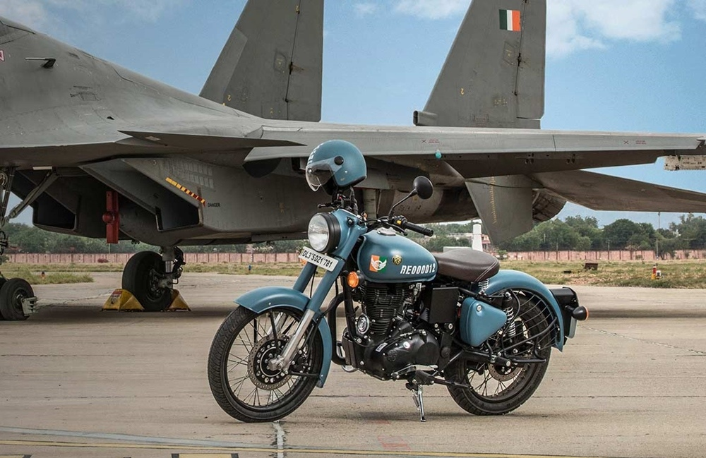 Мотоцикл Royal Enfield Classic 350 Signals Edition