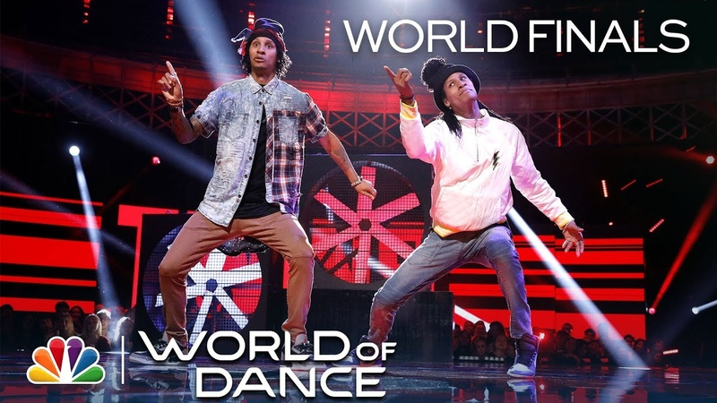 Les Twins Return to Finesse by Bruno Mars and Cardi B - World of Dance 2018 (Full Performance)