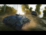 Моменты из World of Tanks.COUB