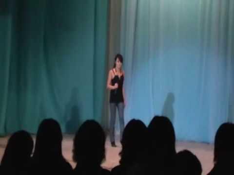 Альбина Ахтямова - Газаплама мине (музыка Руслана Кумушкулова) 2008 год
