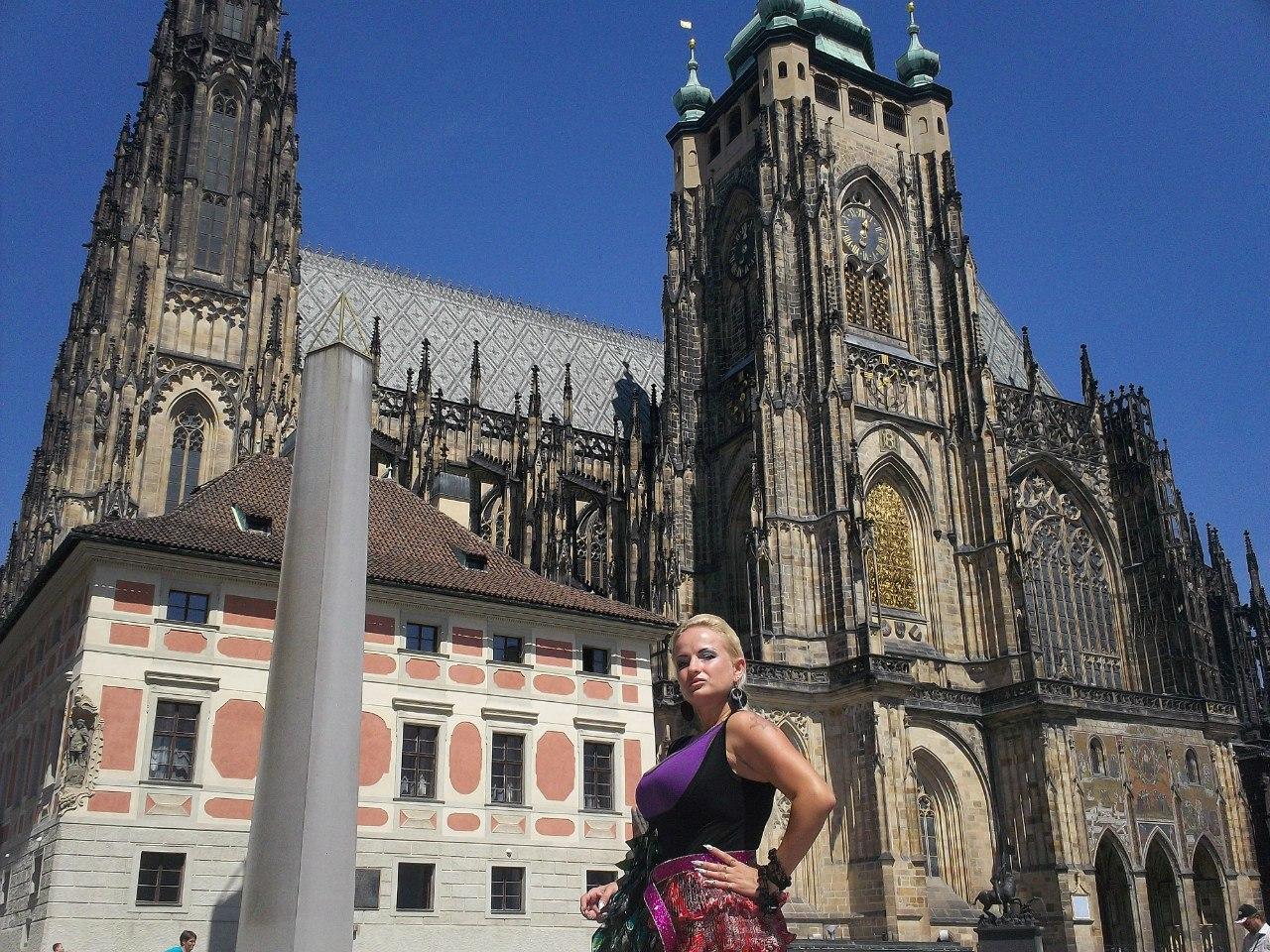 Елена Руденко ( Valteya ) . Чехия. Прага. Лето 2012. PFn7Fm2L9qk