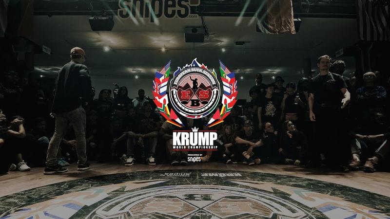 J Slam Vs Knucks | 2 Male Preselection Round 1 | EBS 2018