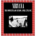Nirvana альбом Olympia Studios, April 17, 1987 (Bonus Track Version)