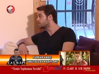 Kadir Balık ile Çat Kapı - Furkan Andıç ( Kanal t )