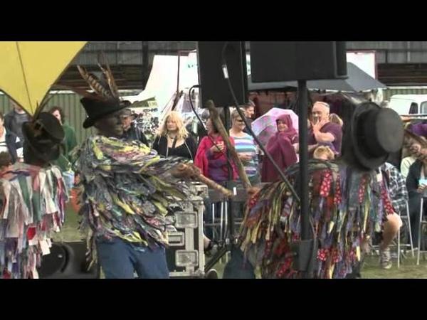 Shropshire Bedlams at Shrewsbury Folk Festival 2011