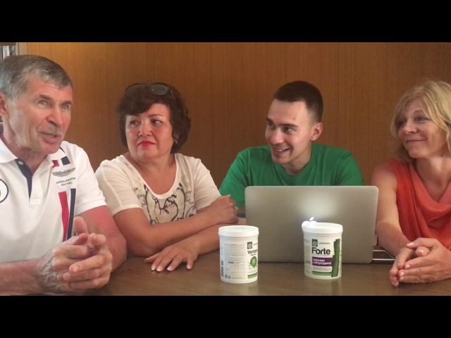 Врачи о продукции Vertera (Видео 1)