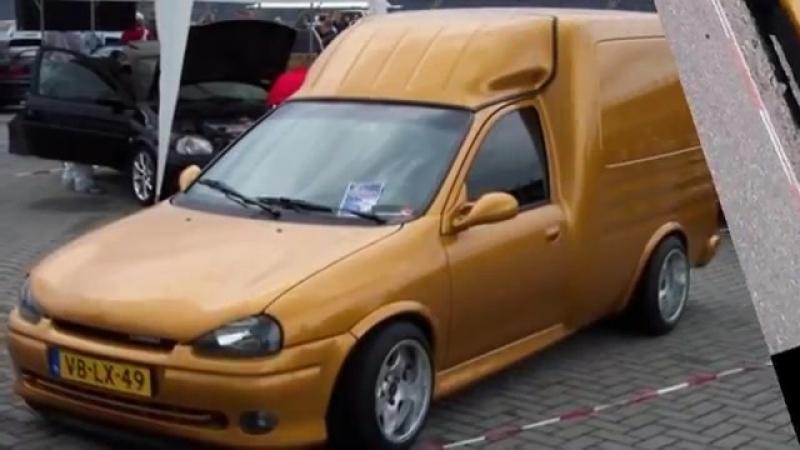 Opel Cambo tuning SUPER AVTO TUNING!!