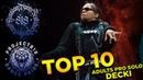 DECKI ✪ TOP 10 ✪ ADULTS PRO SOLO ✪ RDF18 ✪ Project818 Russian Dance Festival ✪