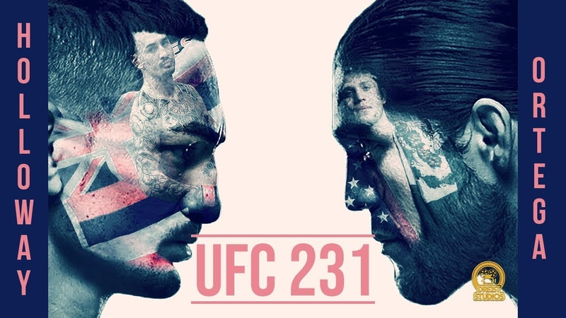 Holloway vs Ortega UFC 231 Extended Promo | MISSION IMPOSSIBLE | It Is What It Is UFC231