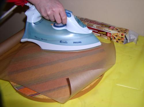 Как сделать термонаклейку из ткани в домашних условиях