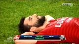 Спартак Москва 0-0 ПАОК. 3-й отборочный раунд Лиги Чемпионов УЕФА 20182019. Обзор ответного матча