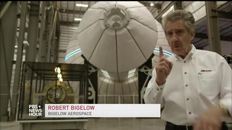миллиардер Robert Bigelow или чем отличаются миллиардеры в РФ и на Западе