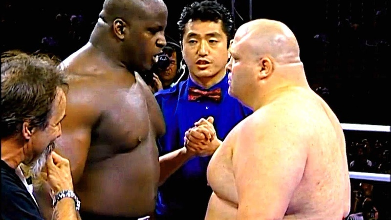 BUTTERBEAN DESTROY BiG ROiD FiGHTER! Muscles Don't Matter in Fight