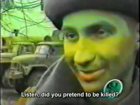 Grozny chechnya 1995 Interviews with russian soldiers