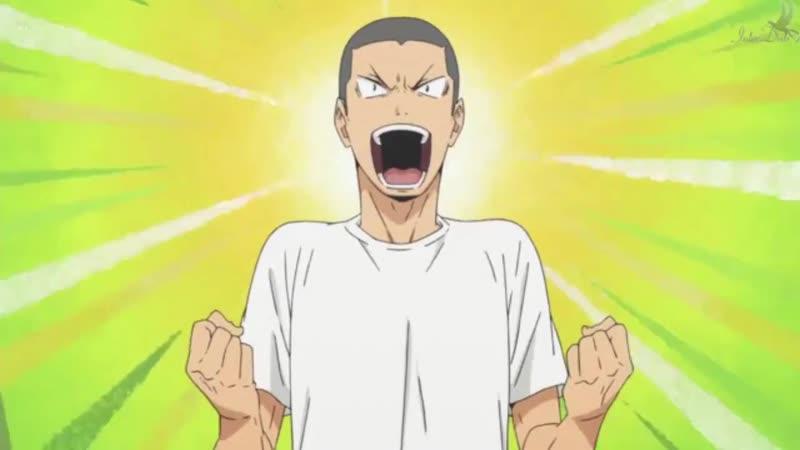 Аниме клип: Волейбол!! / Haikyuu!!
