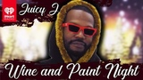 Is Juicy J the Picasso of Hip-Hop Wine And Paint Night