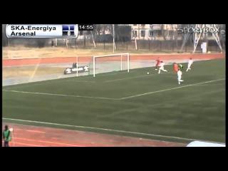 СКА-Энергия (Хабаровск) - Арсенал (Тула)