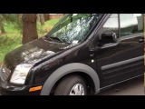 2012 Ford Transit Connect Wagon Review, Walk Around, Start Up & Rev, Test Drive