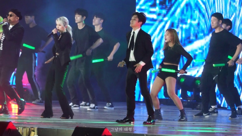 [190518] CLON X KARD @ 25th Dream Concert (FANCAM)