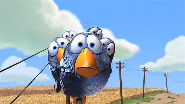 10 лучших короткометражек от студии Pixar. Забирай на стену, чтобы не потерять!