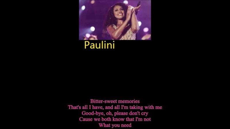 FIJI Top Singer Paulini I Will Always Love You