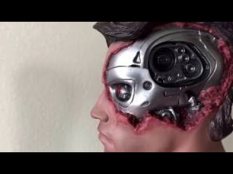 Chronicle Collectibles Terminator Genisys Battle Damaged 1:2 Bust Full Review