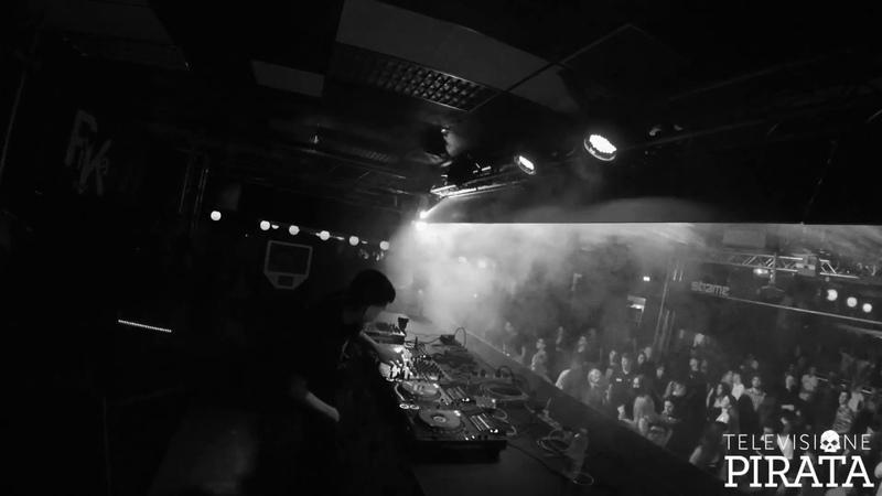 Phase Fatale dj set @ Shame Clubbing Pika Future Club (Verona)