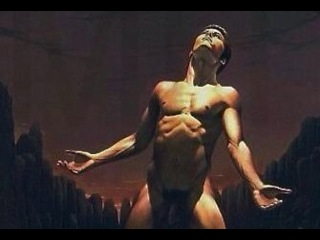 Mythology and Male Nude Art by Maurice Heerdink