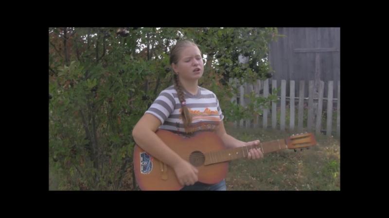 Я пою песню Маттео из сериала Я Луна, песня Siento.