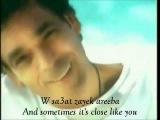 Mohamed Mounir - Ana Ba3sha2 El Ba7r lyrics/Eng subs