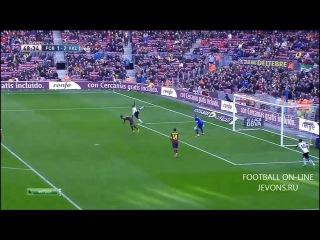 Смотреть видео валенсия - барселона 1-1 (10 февраля 2016 г, 1/2 финала кубка испании)