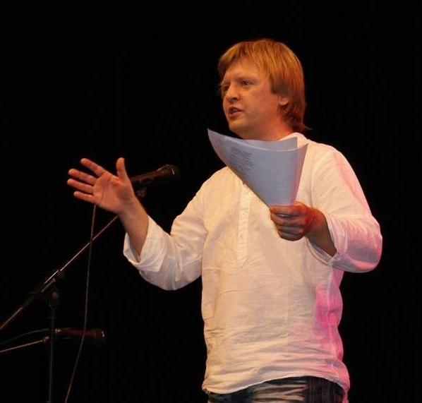 Поэт, рок-музыкант, актер Алексей Кудрявцев - АК RIfNiW18XaY