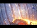 Пожар в ангаре на ул. Профилактическая