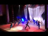 31.03.2018 Шоу-балет PLATINUM - Парус
