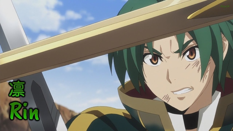 『Lyrics AMV』Grancrest Senki OP 2 Full - Rin/ ASCA