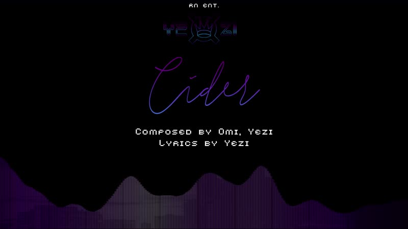 Yezi — 1st mini-album «Ambivalence» Audio Snippet