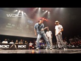 PoppinC & prince vs MoHigher(HOAN JAYGEE) FINAL POP WDC 2017 FINAL WORLD DANCE COLOSSEUM