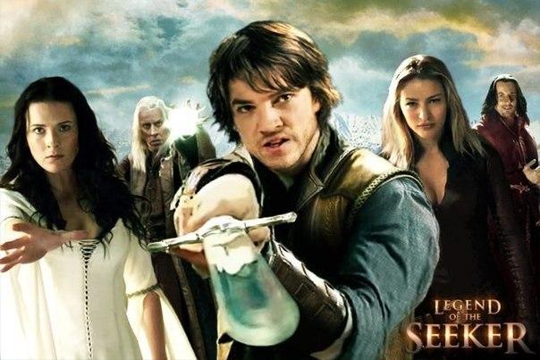 Легенда об Искателе (1 сезон, все серии) смотреть онлайн