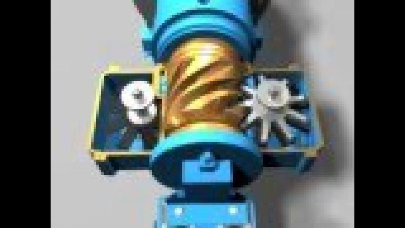 Винтовой безмасляный компрессор CompAir серии DH